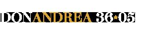 Don Andrea 3605 Logo